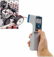 ΔΩΡΑ. ΑΞΕΣΟΥΑΡ.: ΗΛΕΚΤΡΟΝΙΚΟ Θερμόμετρο αποστάσεως Laser (οπτικό)
